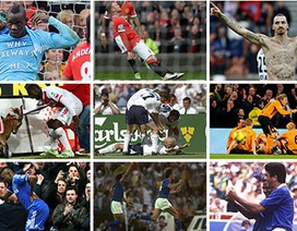 Những màn ăn mừng ấn tượng nhất lịch sử bóng đá