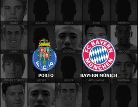 FC Porto - Bayern Munich: Khó lường