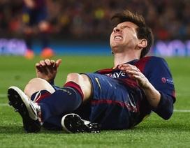 Sau 8 năm, Messi lần đầu tịt ngòi 4 trận liền tại Champions League
