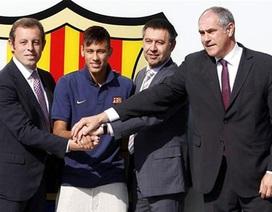 Neymar sắp phải hầu tòa vì...đầu quân cho Barca