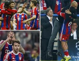 Bayern Munich đè bẹp Porto: Chiến thắng mang dấu ấn Tây Ban Nha