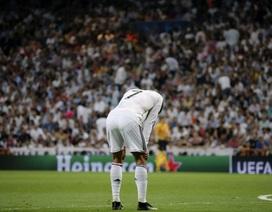 Champions League: Lời nguyền lại ứng nghiệm