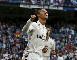 C.Ronaldo lập kỷ lục cá nhân mới