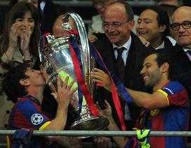 Barca lần thứ 8 có mặt ở chung kết Champions League
