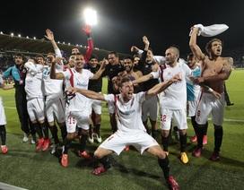 ĐKVĐ Sevilla chạm trán hiện tượng Dnipro ở chung kết
