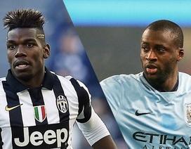 Man City: Tiễn Yaya Toure, đón Paul Pogba