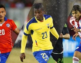 5 ngôi sao mới nổi hứa hẹn chói sáng tại Copa America 2015