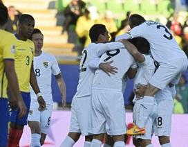 Bolivia giành chiến thắng đầu tiên tại Copa America sau 18 năm