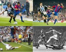 Henry, Ibrahimovic và những danh thủ từng khoác áo Barca lẫn Juventus