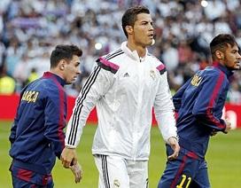 Sau 15 năm, danh hiệu vua phá lưới Champions League lần đầu bị chia ba
