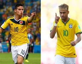 Bảng C Copa America 2015: Chiếc vé cho Brazil và Colombia
