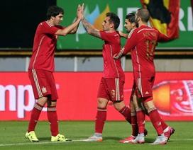 Fabregas tỏa sáng, Tây Ban Nha ngược dòng thắng Costa Rica