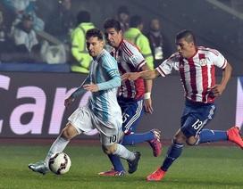 Nhìn lại bữa tiệc bàn thắng mãn nhãn của Messi và đồng đội