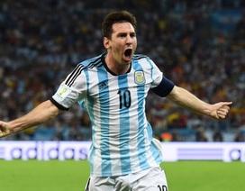 [Infographics] Messi và Argentina trước sứ mệnh lịch sử