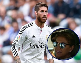 Mẹ Sergio Ramos khẳng định con trai sẽ ở lại Real Madrid