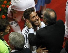 """""""Bố già"""" Perez sẽ quyết định tương lai của Ramos tại Trung Quốc"""