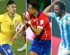 Những bàn thắng đẹp ở Copa America 2015