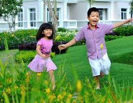 Khám phá khu biệt thự siêu sang ở Phú Mỹ Hưng