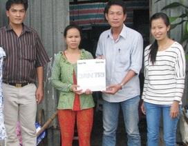 Hơn 26 triệu đồng đến với chị Nguyễn Thị Hằng