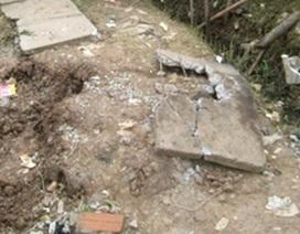 Vụ nổ làm bé trai tử vong: Có thể do đạn rốc-két