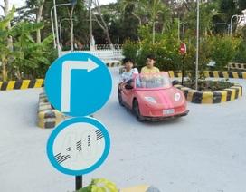 Giáo dục an toàn giao thông qua trò chơi cho học sinh