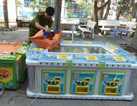Cảnh báo tình trạng cờ bạc trá hình dưới trò chơi bắn cá
