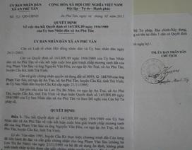 TAND Tối cao đề nghị xét xử giám đốc thẩm hủy các bản án