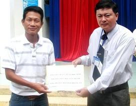 """Thêm nhiều trường học ở Bạc Liêu tham gia """"Tiếp sức ngư dân bám biển"""""""