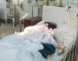 Nữ sinh va chạm với xe CSGT đã tử vong