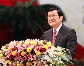 """""""Đảng, Nhà nước và nhân dân ta đặt trọn niềm tin yêu vào Quân đội nhân dân Việt Nam""""*"""