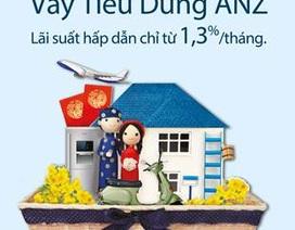 Vay tiêu dùng ANZ - Giải pháp tài chính cấp bách cho thời điểm cuối năm