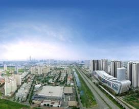 Hé lộ vóc dáng một khu đô thị tương lai ở Thảo Điền