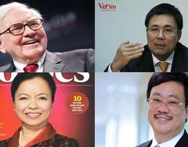 """Đại gia Việt xây """"đế chế"""" theo độc chiêu Warren Buffett"""