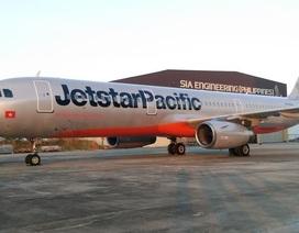 Jetstar Pacific nhận thêm 2 máy bay Airbus A321