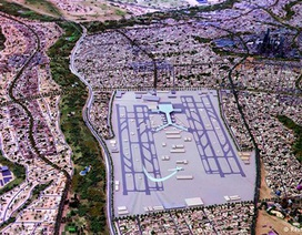 Ai Cập chi 45 tỷ USD xây dựng Thủ đô mới