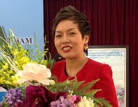 Ca sĩ Thái Thùy Linh trở thành phó Giám đốc Trung tâm Tình nguyện quốc gia