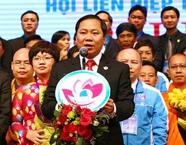 Ra mắt tân Chủ tịch Hội Liên hiệp thanh niên Việt Nam khóa 7