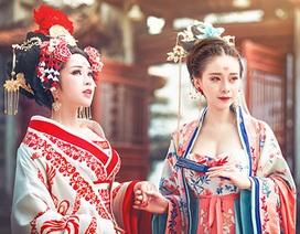 Ngỡ ngàng bộ cosplay phim Võ Tắc Thiên cực chất của thiếu nữ Việt