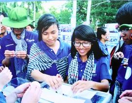 Hành trình lịch sử của học sinh, sinh viên Việt Nam qua ảnh