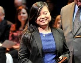 Từ miền sông nước, nữ sinh Việt thành danh trên đất Mỹ
