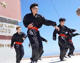 Clip Bình Định lập kỷ lục 5.900 thanh niên đồng diễn võ thuật