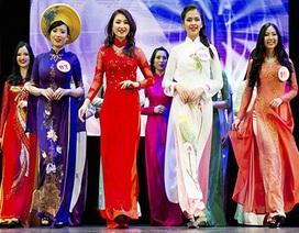 Đêm hội Hoa khôi gốc Việt trên đất Hungary