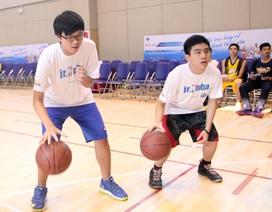 Giới trẻ Việt tiếp cận gần hơn với bóng rổ chuyên nghiệp