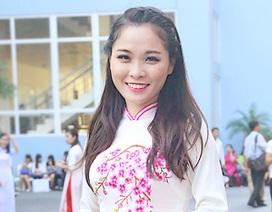 Nữ Đảng viên xinh đẹp vô địch Hùng biện sinh viên Hà Nội