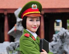 """Nữ Thủ khoa tốt nghiệp điểm cao """"phá kỷ lục"""" 25 năm HV Cảnh sát"""