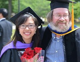 Nữ sinh Việt tốt nghiệp ĐH danh tiếng Mỹ với điểm tuyệt đối 4.0/4.0