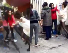 Người trẻ thi nhau đánh ghen: Náo loạn từ mạng ra... phố