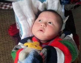 Mẹ mất vì bệnh tim, bé 3 tháng tuổi nguy kịch vì bị xuất huyết giảm tiểu cầu