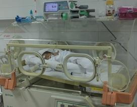 Cứu sản phụ tiền sản giật và thai nhi 1,2kg
