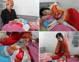 Mẹ sinh con bất đắc dĩ sau khi bị xe giường nằm tông phải